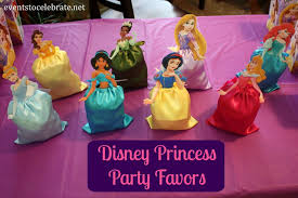 Belle Birthday Decorations Disney Princess Birthday Party Ideas Invtations Favors events 49