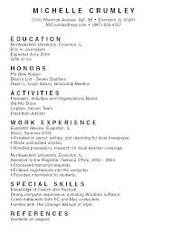 resume for high school students examples sample resume for high school seniors applying to college students