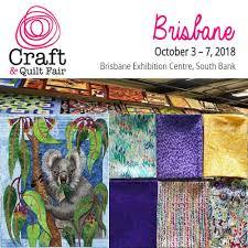 Craft and Quilt Fair Brisbane 2018|Craft|Australia & 3 Oct, 2018 To 7 Oct, 2018. Craft and Quilt Fair Brisbane ... Adamdwight.com