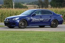 Coupe Series fastest bmw car : G-Power BMW M5 Hurricane GS - the world's fastest LPG vehicle