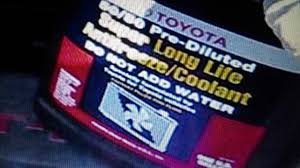 How to Add Coolant Toyota Camry 02-06 - YouTube