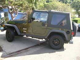 Jeep Wrangler Willys Edition Jeep Registry