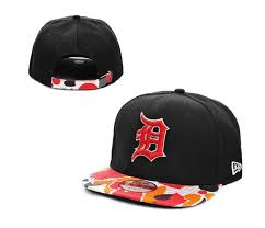 Mlb Detroit Tigers Snapback Hat 2 For Sale Online 5 9