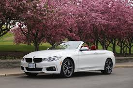 BMW Convertible bmw 4 series convertible white : Review: 2015 BMW 435i xDrive Cabriolet | Canadian Auto Review