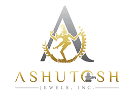 indian jewelry with shivling pany name logo