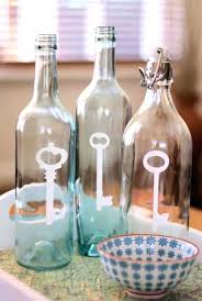 Decoration Ideas With Glass Bottles Glass Bottle Decor Amazing Glass Recycling Ideas For Creating 2