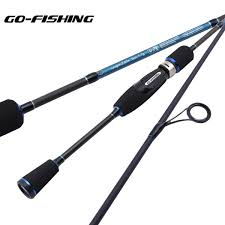 Ultra Light Rock Fishing Go Fishing Carbon Ultra Light Spinning Rod 2 03m 1 7g Lure