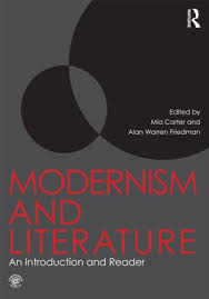 modernism and literature an introduction and reader paperback modernism and literature an introduction and reader paperback book cover