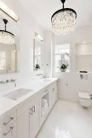 best 25 bathroom chandelier ideas on master bath regarding throughout lighting decor 19