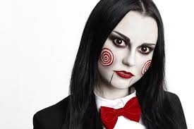 billy the puppet saw this russian cosplayer is maria krivtsova and i that she doesn 39 t have a facebook