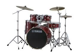Image for Stage Custom Birch 5-Piece Standard Drum Set from SamAsh