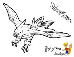Pokémon, the popular media franchise, is owned by the japanese video game firm nintendo and was originally created in 1996. Pokemon Fletchinder Coloring Pages Through The Thousand Photos Online About Pokemon Fletchinde Pokemon Coloring Pages Pokemon Coloring Cartoon Coloring Pages