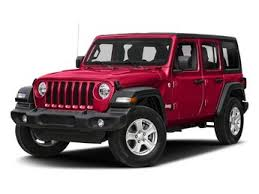 2018 fireer red clearcoat jeep wrangler unlimited rubicon 4 door automatic 4x4 regular unleaded v