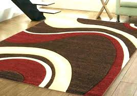 basic rubber backed area rugs i7456803 rubber back area rugs area chocolate brown area rug images