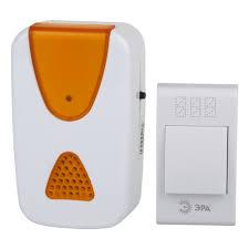 <b>Беспроводной</b> дверной <b>звонок ЭРА</b> A02 — купить в интернет ...