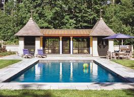 Small Pool House Floor Plans Backyard BEST HOUSE DESIGN  Cool Pool House Floor Plans