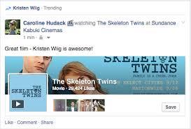 facebook trending headline