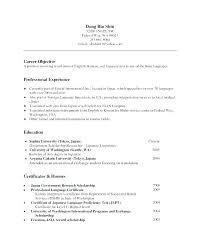 Simple Resume Sample Custom Resume Examples Basic Formatted Resume Sample Format For Resume