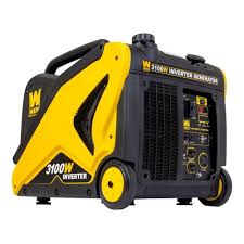 WEN 3100 Watt Recoil Start Portable Inverter Generator i