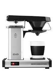Peet's coffee has been around for a long time and quite frankly has the formula memorized for keurig brewers. Moccamaster One Cup Coffee Brewer Nordstrom