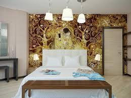 fancy wallpaper bedroom walls