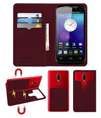 Celkon A200 Flip Cover by ACM - Red 2 ...
