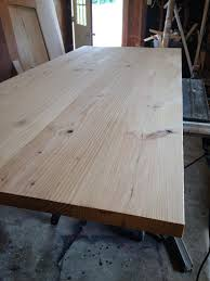 One reason plywood is the best choice to build countertops is due to its durability after getting wet. How To Build A Simple Diy Wooden Table Top The Simple Way Diy Table Top Build A Table Wooden Table Top