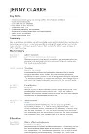 Administrative Duties Resumes Administration Office Support Example List Of Administrative