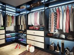 Stunning Small Walk In Closet Design Layout Photo Inspiration