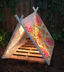How To Make A Tent 25 Diy Playhouses