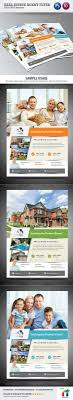 real estate agent flyer adobe blue orange and estate agents real estate agent flyer corporate flyers here