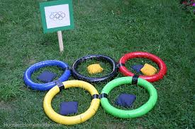 backyard olympics get the whole family involved in the olympic these fun