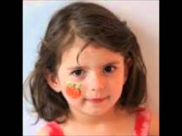 easy face painting ideas for children simple designs