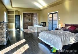 master bedroom with open bathroom. Master Bedroom With Open Bathroom Concept And In For The Home . N