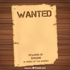 wanted photoshop template wanted poster vectors photos and psd files free download