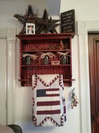 117 best Quilt Racks images on Pinterest | DIY, Accent pieces and ... & Country style quilt rack cabinet. Adamdwight.com