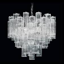 murano glass chandelier 12374