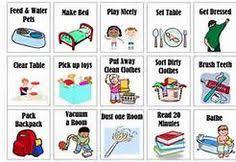Chores Clipart Kindergarten Chores Kindergarten Transparent