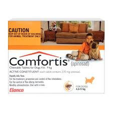 comfortis for dogs65