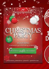 Free Christmas Flyer Templates Download 16 Free Christmas Party Flyer Psd Template Images