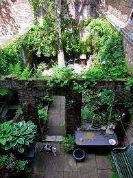 Courtyard Plants Design 40 Small Courtyard Design With Some House Plants Garden