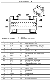2004 chevy avalanche diagram not lossing wiring diagram • climate control pinout performancetrucks net forums 2004 chevy avalanche engine diagram 2004 chevy avalanche belt diagram