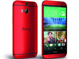 HTC One M8: Ab August auch in Rot ...