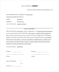 quick claim deed form texas quit claim deed pdf printable sample application receipt agreement