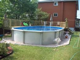 Above Ground Swimming Pools Planning Guide Ground Pools Pool