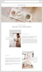 Wellness Website Design Inspiration Canyon And The Moon Wellness Website Website Design