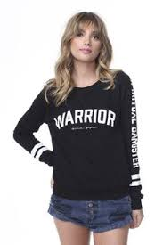 warrior arch sweatshirt black black fall 2016 large