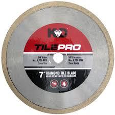 diamond tile circular saw blade
