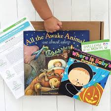 the story box book subscription box for kids
