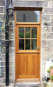 exterior oak doors uk. solid oak stable door exterior doors uk